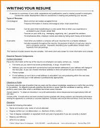Resumes Examples Awesome Career Change Pertaining To Resume