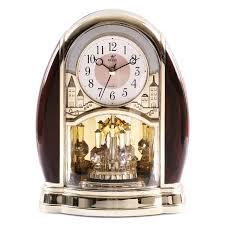 horloge de bureau design puissance marque haut de gamme horloge de bureau silencieux