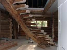 escalier poutre centrale recherche stairs