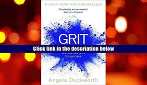 PDF Grit Why Passion And Resilience Are The Secrets To Success ANGEL DUCKWORTH FOR IPAD
