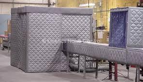curtain process enclosure