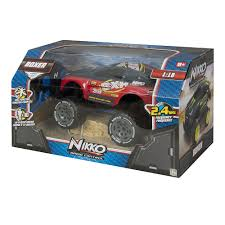 Nikko 1:18 Off-Road Truck Boxer 2017 - Toy State - Toys