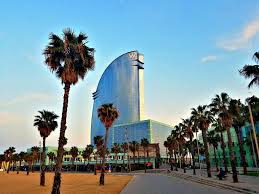100 W Hotel Barcelona Review Spain PointsTravels