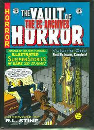 The EC Archives Vault Of Horror Vol 1 Al Feldstein Wally Wood Johnny Craig Graham Ingels Jack Kamen Davis Harry Harrison 9781888472738