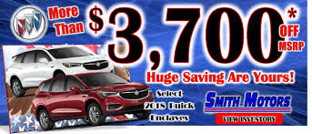 Smith Motors In Wahpeton | Your Fargo, ND, Fergus Falls And Lisbon ...
