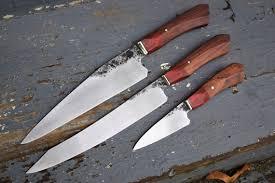 Kitchen Knive Set Custom Forged Kitchen Knife Set