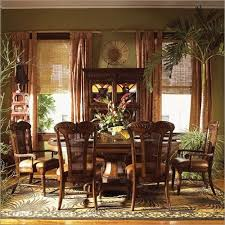 Tropical Dining Rooms