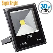 w lite 30w bright led flood light outdoor 2400lm 250w