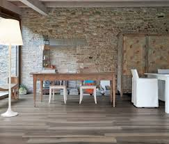 Florim Usa For A Rustic Dining Room With Stained Wood And Trend