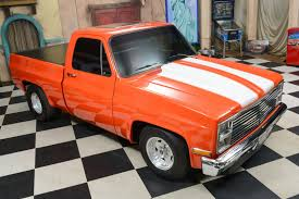 1981 Chevrolet C10 Pickup Racing Stripes Classic Car For Sale-EN Chevy 2500 Diesel For Sale 1920 New Car Update 197387 1978 1985 Gmc 57 350 Remanufactured Engine Ebay 10 Pickup Trucks You Can Buy Summerjob Cash Roadkill 86 12 Ton Flatbed Pinterest Shop Truck Flat Bed And Chevrolet Ck Questions Are These Tailights Special Cargurus The Crate Motor Guide For 1973 To 2013 Gmcchevy Lost Cars Of The 1980s Volkswagen Hemmings Daily 80s Best Image Truck Kusaboshicom 1981 4x4 Regular Cab 1500 Sale Near Truck C10 Stepside Lifted In Louisiana Used Dons Automotive Group