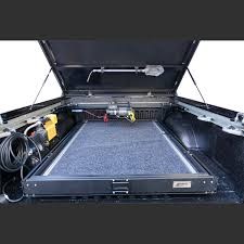 Pickup Truck Bed Winch Kit Horntools Mercedes Benz X-Class - Pickup ...