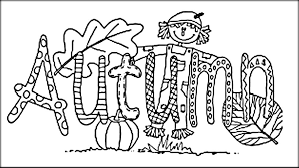 Full Size Of Coloring Pagescute Autumn Pages 010 Printables Amazing