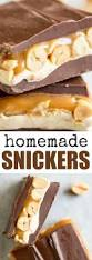 Snickers Halloween Commercial 2015 Pumpkin by Homemade Snickers Bars Culinary Hill