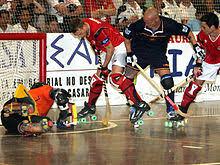 rink hockey en suisse wikipédia