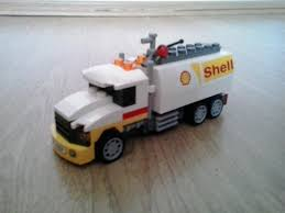 100 Lego Tanker Truck Shell Tanker Truck From Bricks Lego