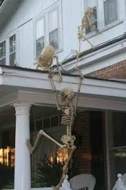 The Images Collection Of Indoor Outdoor Skeleton Halloween Decorations U Ideas Best Decoration Easy Yard