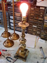 Porcelain Lamp Sockets Replacement by Lamp Parts And Repair Lamp Doctor Tighten Table Lamp Body