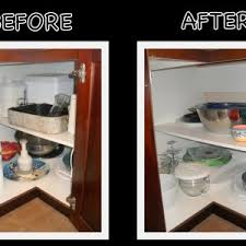 Upper Corner Kitchen Cabinet Ideas by Kitchen Cabinet Organizers Lowes Cupboard Organizing Ideas