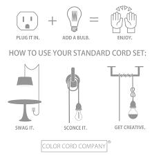 Plug In Swag Lamps Ikea by Standard Plug In Pendant Light Black Pendant Lighting Bulbs