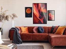 wanddeko wohnzimmer einige bekannte wohntipps in