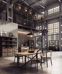 100 Industrial Style House Design Concept Wall 2 Watonmunicom