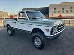 1972 GMC Sierra For Sale | ClassicCars.com | CC-1087344