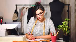 Fashion Designer With Creativity And Passion