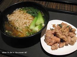 cuisine vancouver where to eat in vancouver taiwanese restaurants what to do in