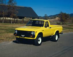 1980–81 Toyota Deluxe Truck 4WD (RN37) '1979–81