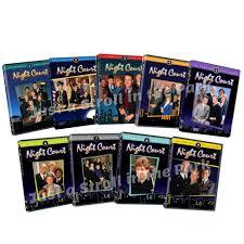 Roseanne Halloween Episodes Dvd by Night Court Complete Tv Series Seasons 1 2 3 4 5 6 7 8 9 Box
