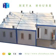 100 Container House Price China Prefabricated Easy Assemble 40FT For