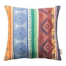 Cojines Cojines Cojines Cojín Fucsia Romantic Hogar Textil Patch