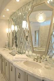 Bathroom Mosaic Mirror Tiles by Best 25 Mirror Tiles Ideas On Pinterest Antiqued Mirror