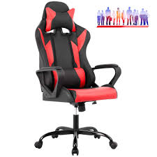 Amazon.com: Ergonomic Gaming Racing Chair, High-Back Home Office ... Recliner 2018 Best Recling Fice Chair Rustic Home Fniture Desk Is Place To Return Luxury Office Chairs Ergonomic Computer More Buy Canada On Wheels 47 Off Wooden Casters Sizeable Recling Office Chairs Lively Portraits The 5 With Foot Rest In Autonomous 12 Modern Most Comfortable Leg Vintage Wood Outrageous High Back Bonded Leather Orthopedic Of Footrest Amazoncom Gaming Racing Highback