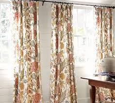 Yellow And White Curtains Canada by Linen Curtains U0026 Linen Drapes Pottery Barn