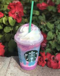 Launched Today Starbucks Coffee Chain Has A Limited Edition Frappuccino Flavor That Is Only Available For 5 Days April 19 23rd Unicorn