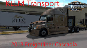 American Truck Simulator 2018 Freightliner Cascadia (KLLM Trans ... Truck Trailer Transport Express Freight Logistic Diesel Mack Kllm Services Richland Ms Rays Truck Photos Driving School Best Cdl Class A School Youtube Svc Kllm10 Twitter Trucking Companies That Hire Inexperienced Drivers Home Facebook Lease Purchase Vs Company Driver Why Is It The