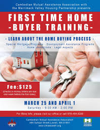 First Time Home Buyer Training FTHB