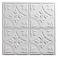 genesis easy stucco pro layin white ceiling tile ceiling panel