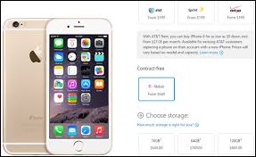 Want An Unlocked iPhone 6 Pick Up The T Mobile Version Contract