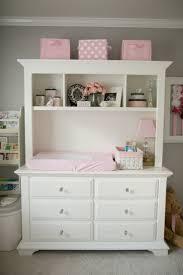 Davinci Kalani Combo Dresser Hutch by Table Captivating Davinci Kalani Combo Changerdresser White Free