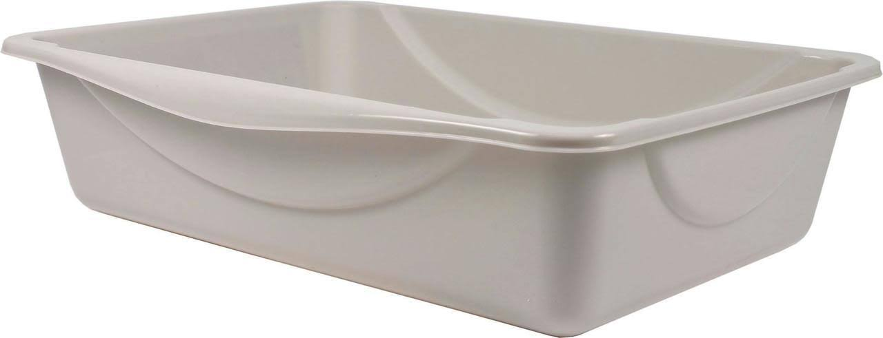 Petmate Litter Pan - Blue, Small