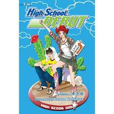 High School Debut 3 In 1 Edition Vol 2