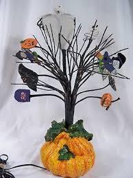 Fiber Optic Halloween Decorations by Halloween Scarecrow Decorative Color Changing Fiber Optic Jack O