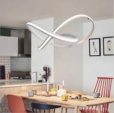 großhandel moderner minimalismus led pendelleuchte aluminium hängen kronleuchter innenleuchte für esszimmer küche bar laras colgant zidoneled