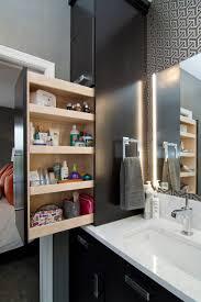 bathroom wall mirror and bathroom lighting plus wallpaper and