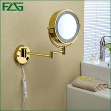 mirrors lighted wall mirror for vanity design ideas