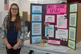 LEYTON MIDDLE SCHOOL SCIENCE FAIR
