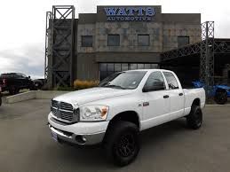 2008 Used Dodge Ram 2500 BIG HORN At Watts Automotive Serving Salt ...