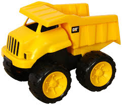 100 Caterpillar Dump Truck Toy Amazoncom State CAT Tough Tracks 8 S Games